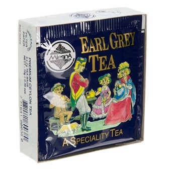 Earl Grey Tea -5 Bag Sample Pack by Metropolitan Tea