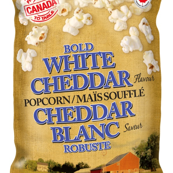 Farm to Table White Cheddar