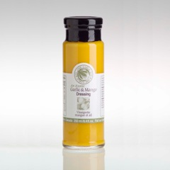 Garlic & Mango Dressing by The Garlic Box 250ml