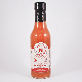 Niagara Habanero Moruga Red Pepper Sauce- Level 4