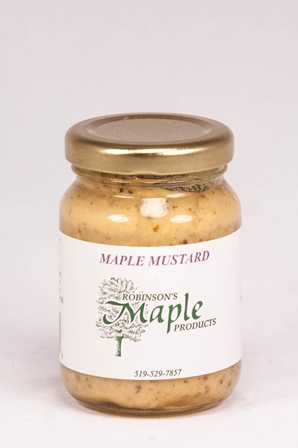 Maple Mustard 150ml