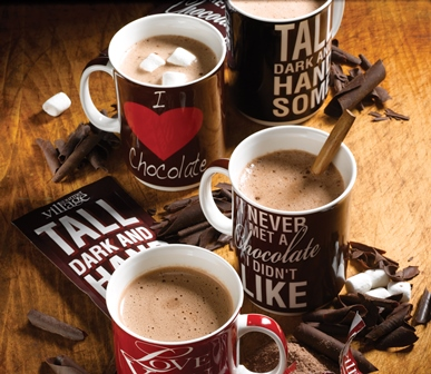 Hot Chocolate by Gourmet du Village Single Serve 35g